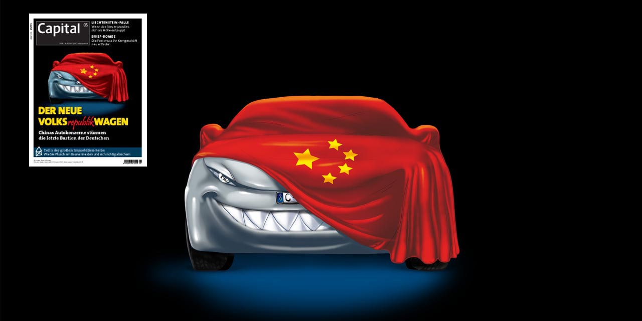 capital, cover, magazine, newspaper, car, china, chinese
