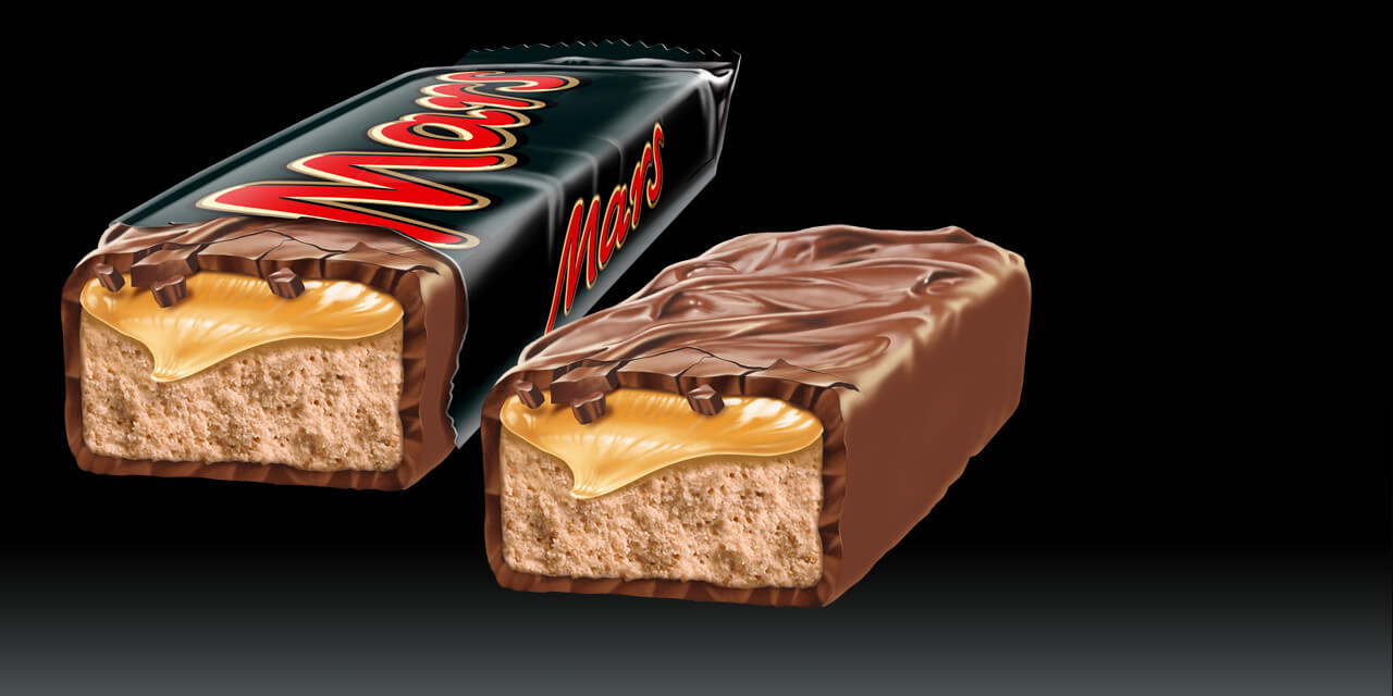 mars, food, bar, sweets, still, product, packaging